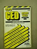 GED Reading Skills Test Preparation Guide : Graduate Equivalency Diploma, Cliffs Notes Staff, 0822020149