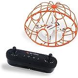 le-idea Drone Toy Children Mini Drone Cage 2.4G 4CH Headless Quad Copter Best Gift Kids IDEA2