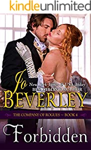 Forbidden (The Company of Rogues Series, Book 4): Regency Romance
