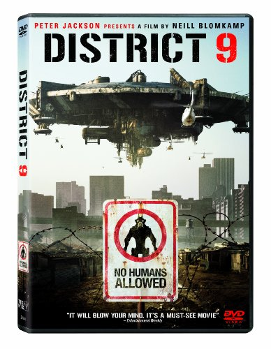 DVD : District 9 [Widescreen] [Single Disc Version] (, Dubbed, Dolby, AC-3, Widescreen)