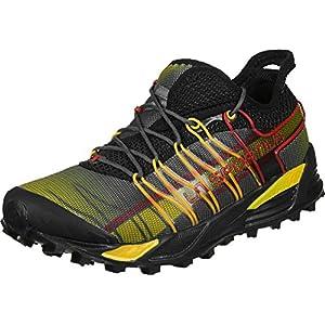 LA SPORTIVA Mutant Black, Chaussures de Trail Mixte Adulte