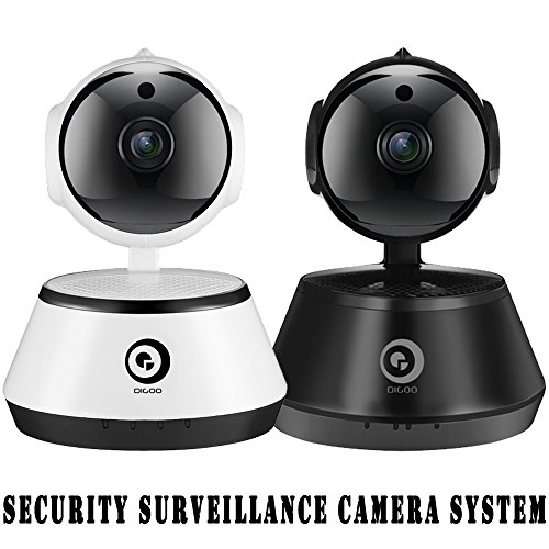 WiFi Security Camera, Pro HD 1080P Home Security IP Camera N