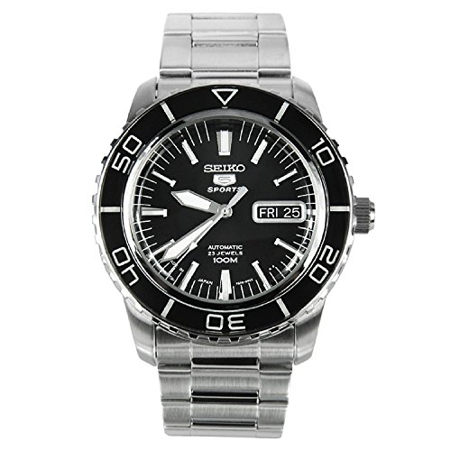 Seiko-5-SPORTS-Automatic-MADE-IN-JAPAN-waterproof-330-feet-Watch-SNZH55J1