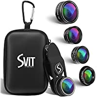 5 in 1 Mobile Phone Camera Lens Kit - Universal Set For...