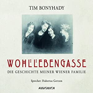 Wohllebengasse Hörbuch