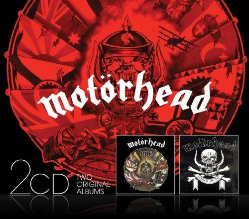 CD : Motorhead - 1916/ March or Die (Holland - Import, 2 Disc)