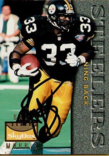 Football NFL 1995 Premium #104 Bam Morris Steelers by