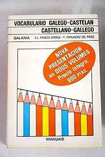 Vocabulario galego-castelan (Manuais)
