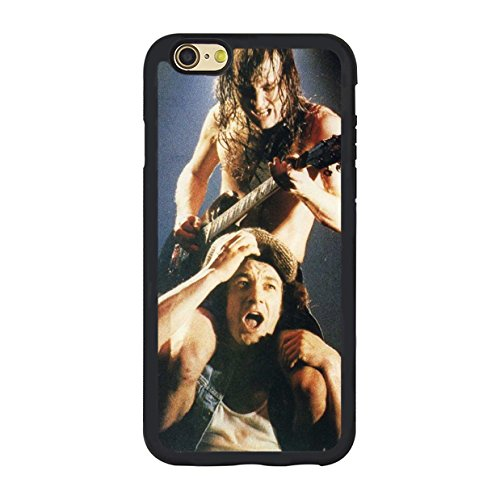 Play Guitar ACDC Cell Phone Cover TPU Iphone 6/6s Case