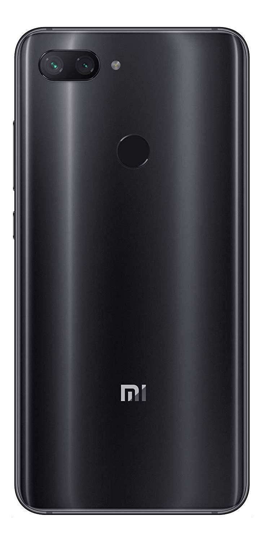 Xiaomi Mi 8 Lite Smartphone da 64 Gb, Nero [Italia]