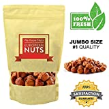 European Nuts Premium Raw Hazelnuts (Filberts) in Resealable Bag (1 LB)