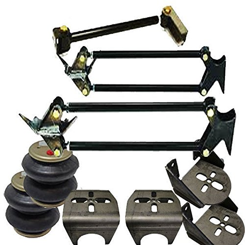 Weld On Parallel 4 Link Suspension Hot Rod Rat Truck Classic Car for 3.25