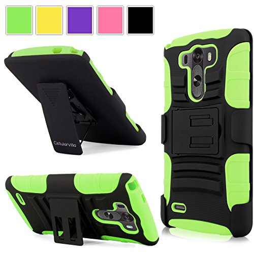 Cellularvilla Holster KickStand Locking Protector