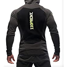 Men's Fitted Shorts Bodybuilding Sport Running Jogger Trousers with Pockes Pants