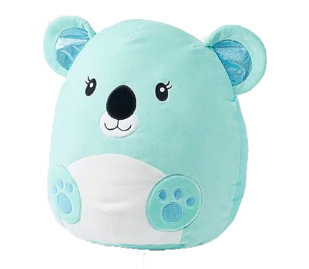 Justice Girls Kellytoy Squishmallow Lilah The Koala 16 in Cuddle Plush Pillow