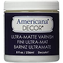 Deco Art Varnish, 8-Ounce, Ultra Matte