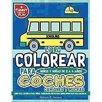 Libro para Colorear para Niños - Habilidades Distintivas