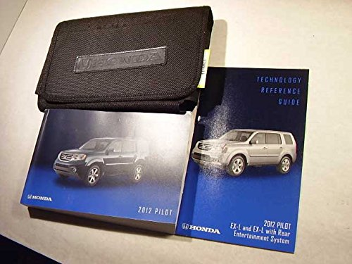 2012 Honda Pilot Owners Manual