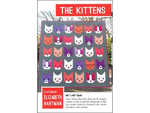 Elizabeth Hartman Ptrn The The Kittens Pattern