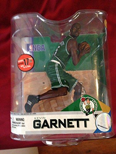 Kevin Garnett Draft - McFarlane Toys NBA Series 14: Kevin Garnett 3 - Boston Celtics