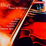 Elegy: Music for Strings / Mahler: Adagietto from Symphony No. 5 /Eller: Elegia for Harp & Strings / Barber: Adagio for Strings / R. Strauss: Metamorphosen / Pärt: Cantus in Memory of Benjamin Britten / Järvi