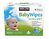 Kirkland Signature Baby Wipes 900ct