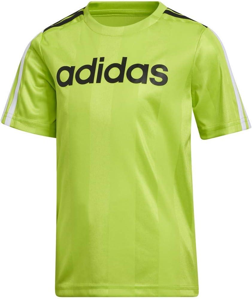 4T Sesosl adidas Boys Ss Poly Tee