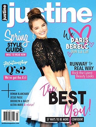 Сувенир Justine Magazine