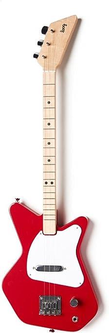 Guitarra eléctrica Loog Pro roja: Amazon.es: Instrumentos musicales