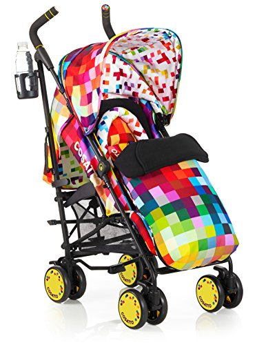 Cosatto Supa Stroller, Pixelate by Cosatto