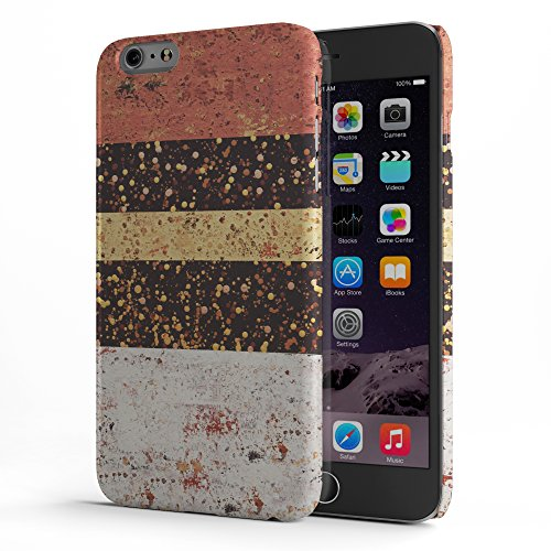 Koveru Back Cover Case for Apple iPhone 6 Plus - Parallel Pattern