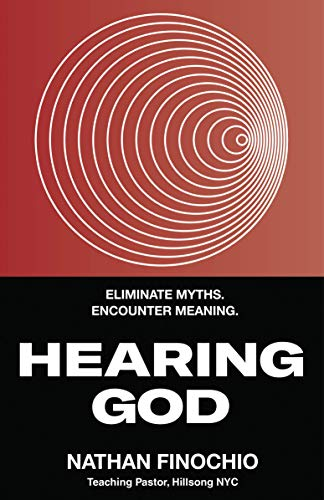 Pdf Christian Books Hearing God: Eliminate Myths. Encounter Meaning.
