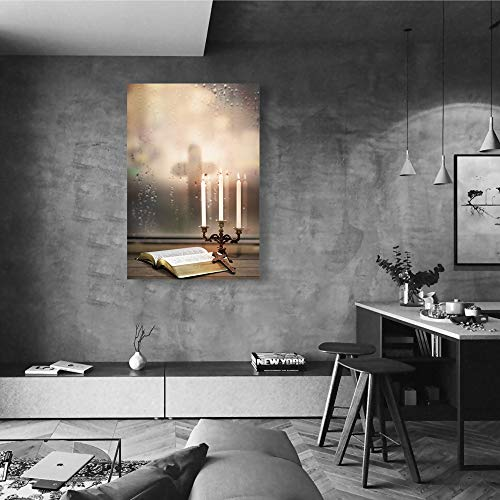 Jesus Painting Wall Bedroom Living House