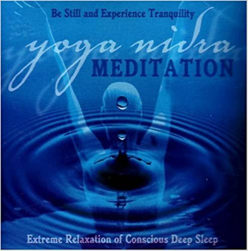 Yoga Nidra Meditation CD Extreme Relaxation Of Conscious Deep Sleep 1st Edition