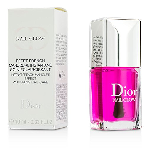 Christian Dior Dior Nail Glow French Manicure Effect Whitening Nail Care, 0.33 Ounce by Christian Dior