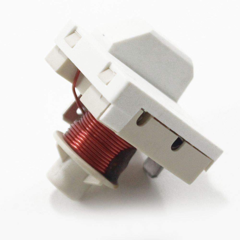 Ge WR07X10081 Refrigerator Compressor Start Relay Genuine Original Equipment Manufacturer (OEM) Part