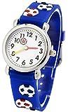 RUIWATCHWORLD Children's Sport Watch Silicone Materials Band Gift for Little Girls Boy Kids Children