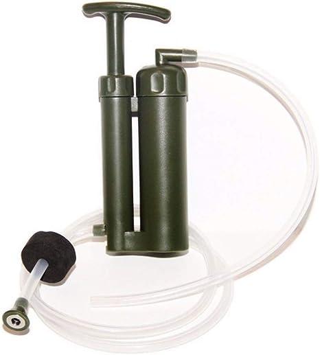 CHARON Purificador de Agua Personal para Kits de Supervivencia ...