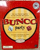 Bunco Dice Party Game