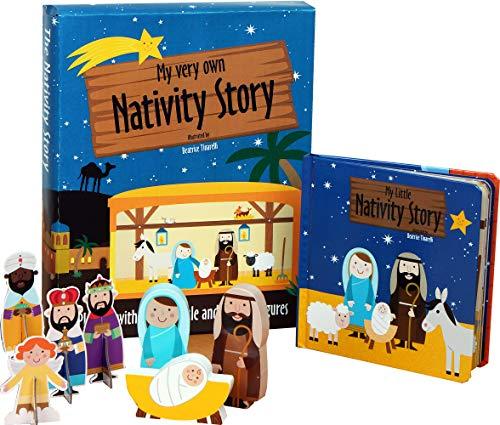 My Very Own Nativity Scene Box Set
