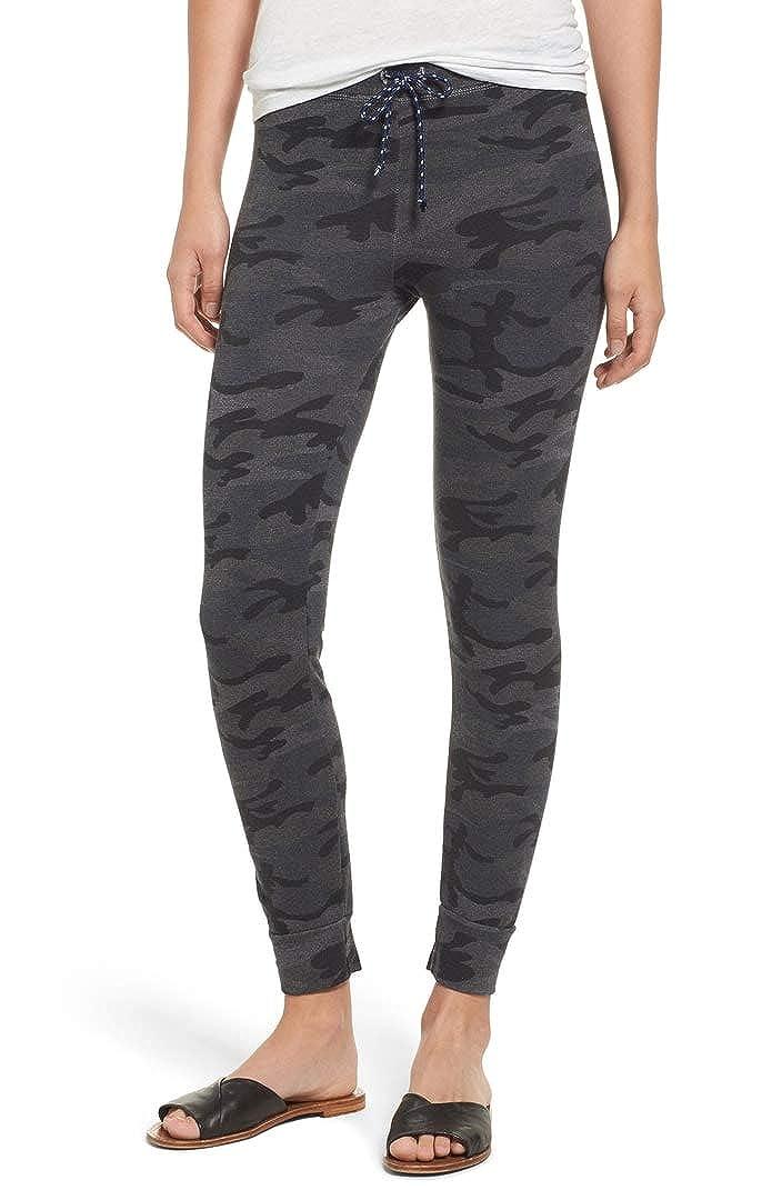 SUNDRY Camo Yoga Leggings Sweatpants