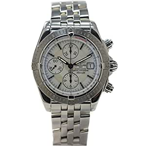 Breitling Evolution Swiss-Automatic Male Watch A13356 (Certified Pre-Owned)