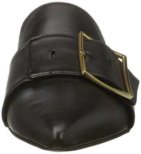 Högl 3-10 2540 0100, Mules para Mujer Negro (schwarz0100)
