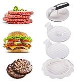 Burger Press, Hamburger Press, Burger Hamburger Press Patty Maker Press Stuffed Kitchen Tool For BBQ Grill