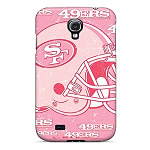 Premium Galaxy S4 Case - Protective Skin - High Quality For San Francisco 49ers