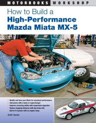 How to Build a High-Performance Mazda Miata MX-5 (Motorbooks ()