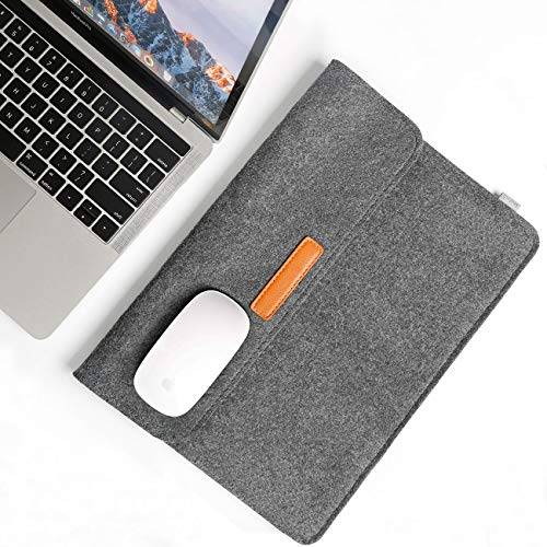 224bcf040116 Inateck 13-13.3 Inch Laptop Sleeve Case Bag Compatible MacBook ...