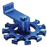 OTMT R8 Blue ROTATNG Alum. Collet Rack