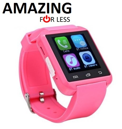 U8 Bluetooth Smart Watch Phone WristWatch for IOS Android iphone/Samsung/HTC (White) - 8
