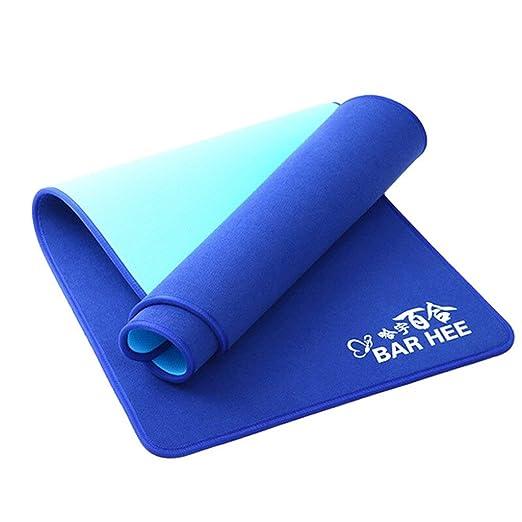 B-fengliu Colchonetas de Yoga, Espesar Complejo de ...